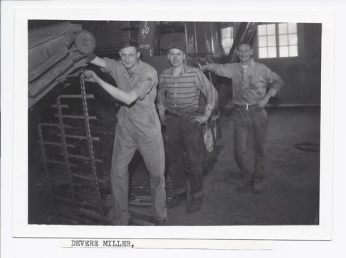 Workers, Rossville, Kansas - Page
