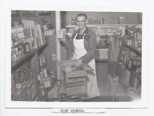 John Wehner, Rossville, Kansas - Page
