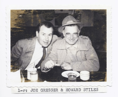 Joe Gresser and Howard Stiles, Rossville, Kansas - Page