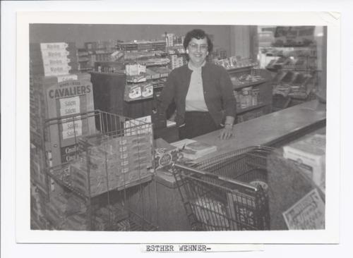 Esther Wehner, Rossville, Kansas - Page