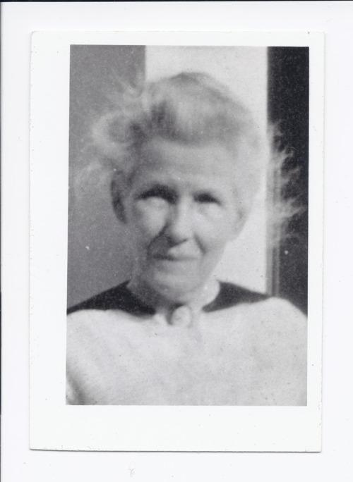 Mrs. Ethel Kerr, Rossville, Kansas - Page