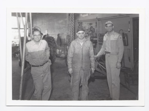 International Harvester employees, Rossville, Kansas - Page