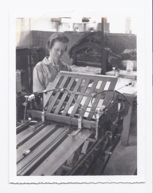 Velda O'Donnell, Rossville, Kansas - Page