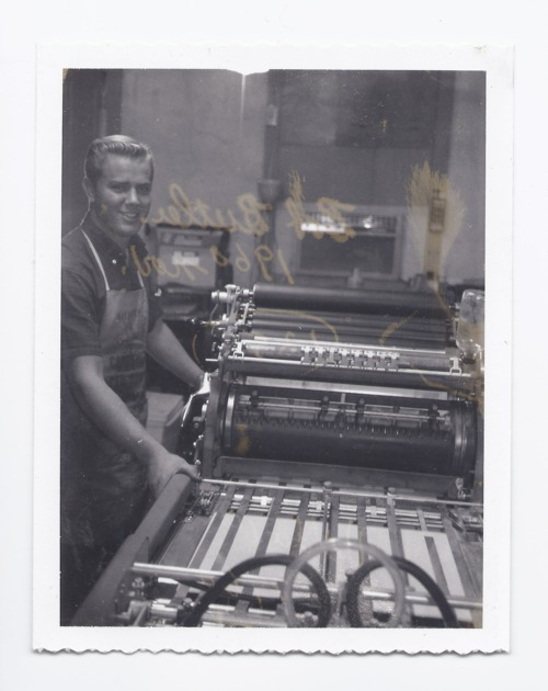 Bob Butler, Rossville, Kansas - Page