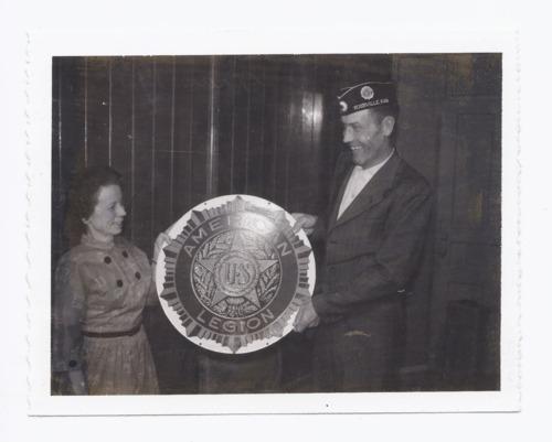 Velda O'Donnell and Bud Lillard, Rossville, Kansas - Page
