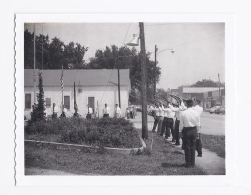 American Legion members, Rossville, Kansas - Page