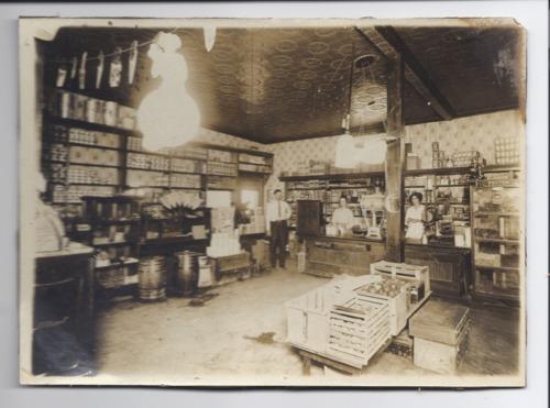 Hartzell-Eversole store, Rossville, Kansas - Page
