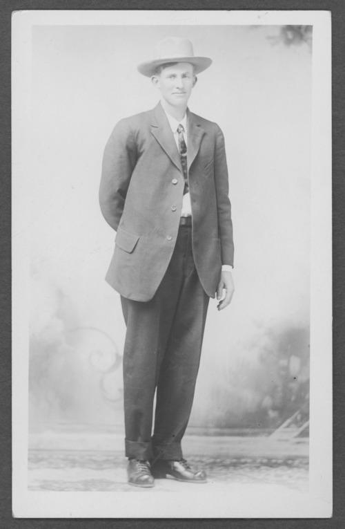 George William Thompson, World War I soldier - Page