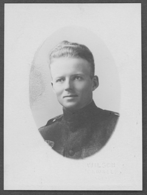 Harlan Clare Thompson, World War I soldier - Page