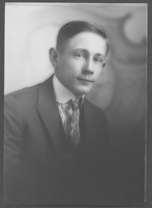 Harold D. Thurman, World War I soldier - Page