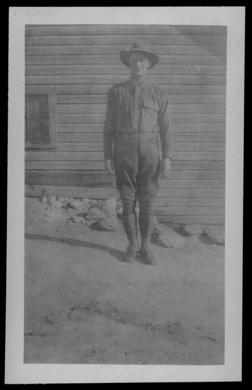 Thomas Pratt Tidball, World War I soldier - Page