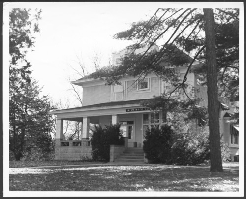 The first Menninger Clinic in Topeka, Kansas - Page