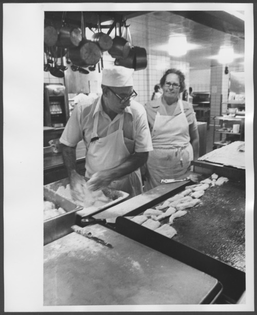 Food service at the Menninger Clinic in Topeka, Kansas - Page