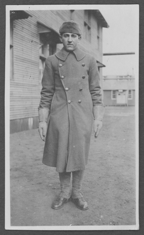 George Titus, World War I soldier - Page