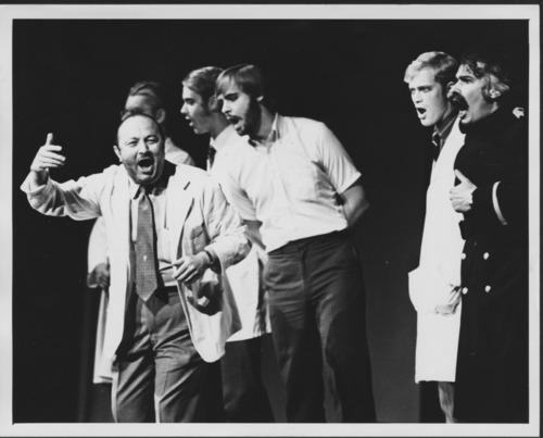 Freudian Follies at the Menninger Clinic in Topeka, Kansas - Page
