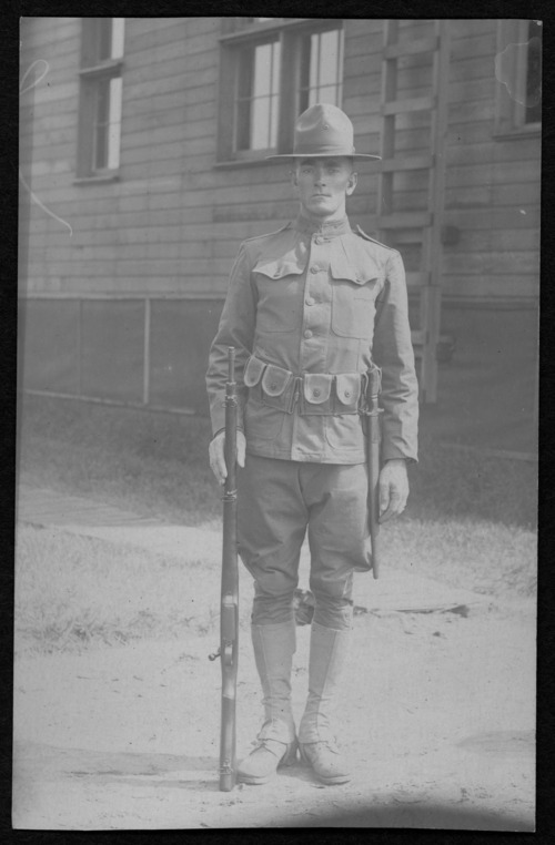 James Preston Trout, World War I soldier - Page
