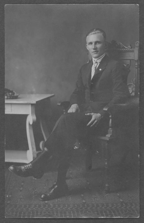 Henry W. Pickering, World War I soldier - Page