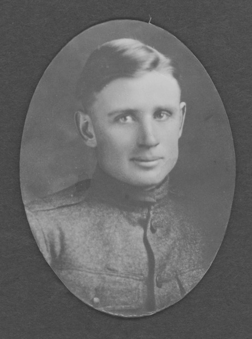 Elmer Richard Piehler, World War I soldier - Page