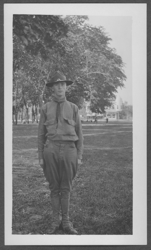 Frank Orris Pierce, World War I soldier - Page