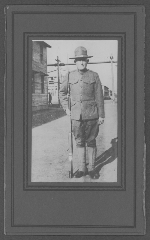 Ray Earl Plummer, World War I soldier - Page