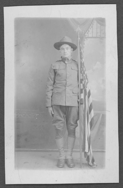 Charles E. Pogue, World War I soldier - Page