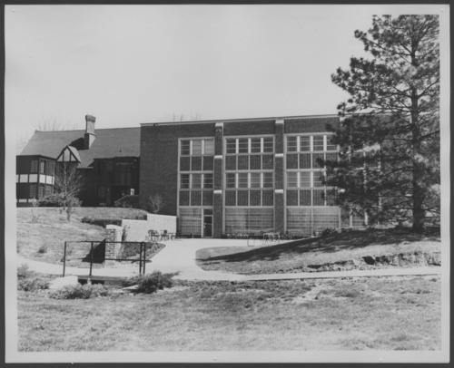 C.F. Menninger Memorial Hospital, Topeka, Kansas - Page