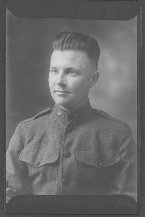 William McKinley Pratt, World War I soldier - Page