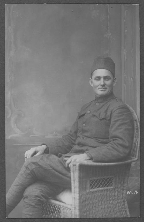 Ralph Prewett, World War I soldier - Page