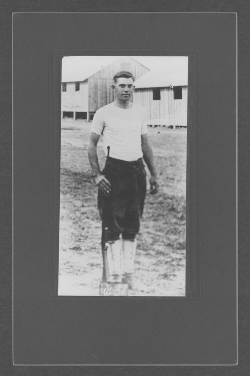 Roscoe Ray Priestley, World War I soldier - Page