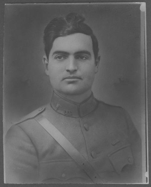 William A. Gorton, World War I soldier - Page