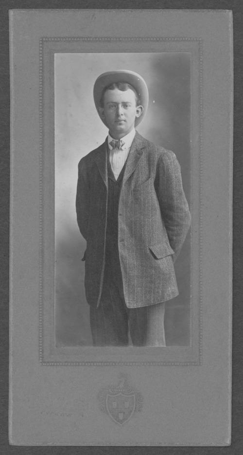 Zachary Alonzo Grant, World War I soldier - Page