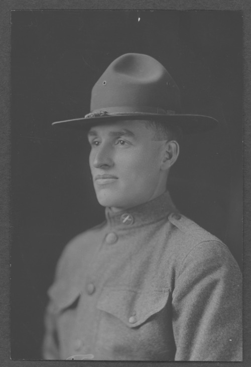 Loren W. Graves, World War I soldier - Page