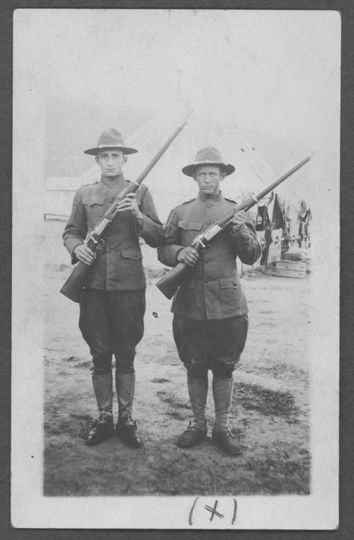 Albert Green, World War I soldier - Page