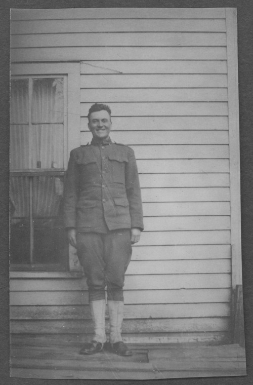 Earl Scott Gregg, World War I soldier - Page