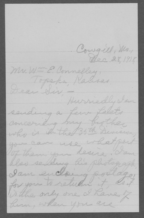 Russell S. Moorman, World War I soldier - Page