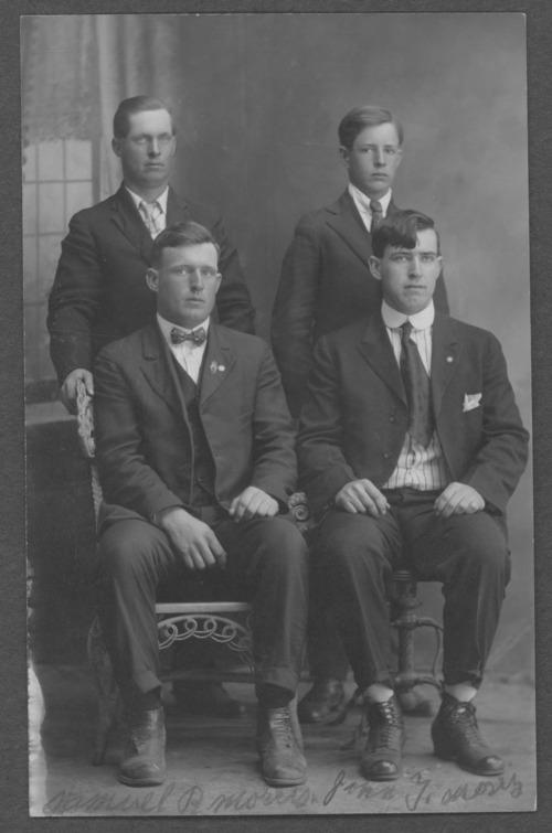 John T. Morris, World War I soldier - Page