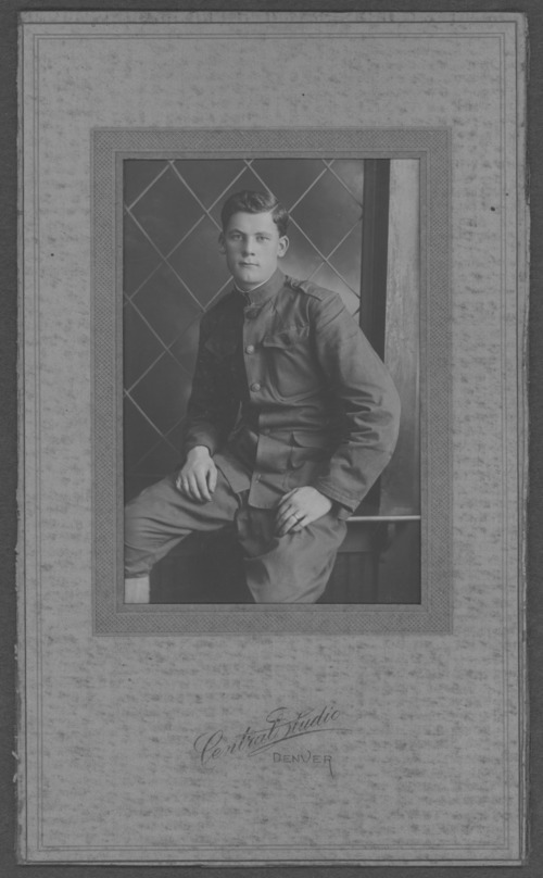 Harry R. Musick, World War I soldier - Page