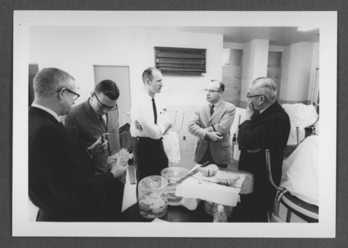 Psychiatrists in conference, Topeka, Kansas - Page