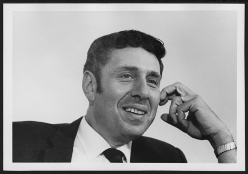 Seymour Halleck, M.D. at the Menninger 25th Reunion, Topeka, Kansas - Page
