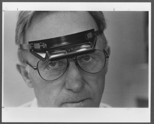 Rex Hartzell, Research Department, Menninger Clinic, Topeka, Kansas - Page