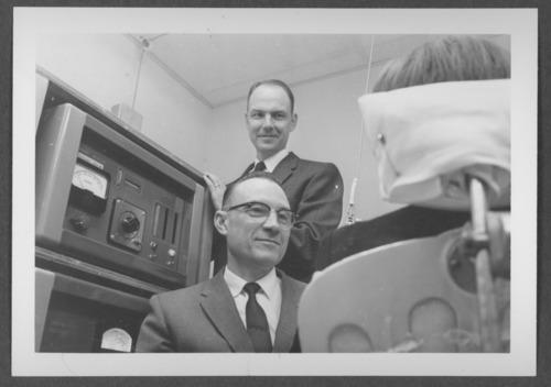 Harold M. Voth, M.D. at the Menninger Foundation,Topeka, Kansas - Page
