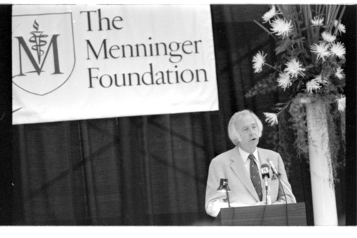 Menninger Clinic's west campus dedication in Topeka, Kansas - Page