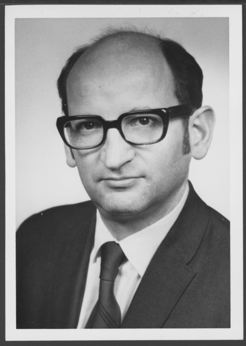 Otto Kernberg, M.D., Menninger Clinic at Topeka, Kansas - Page