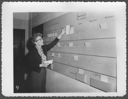 Menninger Clinic maintenance department, Topeka, Kansas - Page