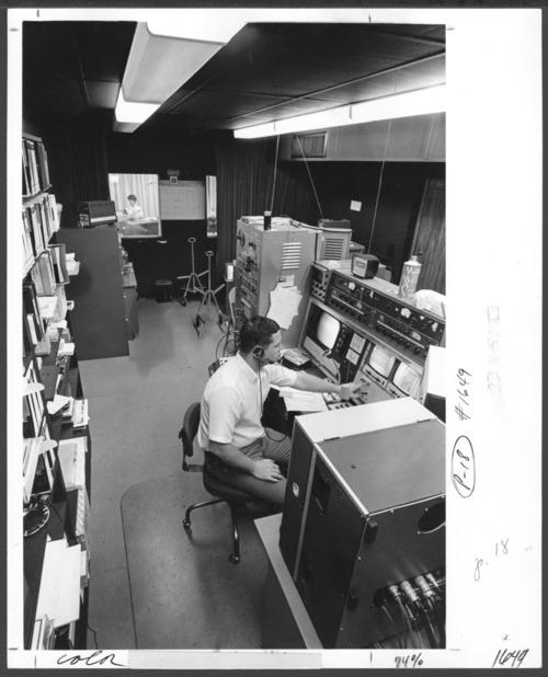 Menninger Clinic AV technician, Topeka, Kansas - Page