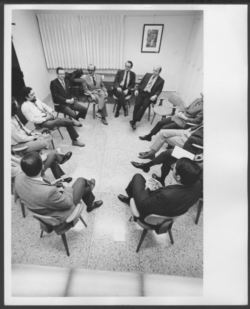 Menninger Clinic treatment team, Topeka, Kansas - Page