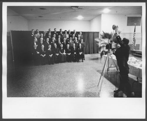 Menninger School of Psychiatry reunion, 1966, in Topeka, Kansas - Page