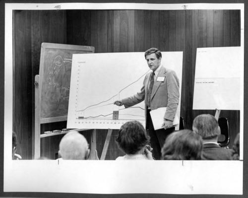 Duane Swanson, Menninger Clinic, Topeka, Kansas - Page