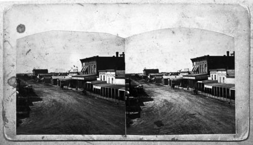 Cedar Street in Abilene, Kansas - Page