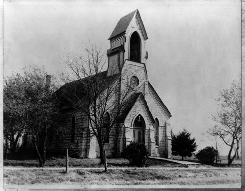 Presbyterian Church in Irving, Kansas - Page
